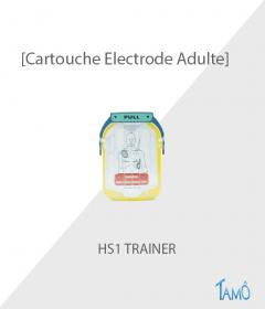 CARTOUCHE ELECTRODES ADULTE DE FORMATION - HS1 Trainer