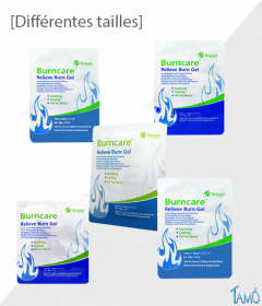 COMPRESSE BURNCARE