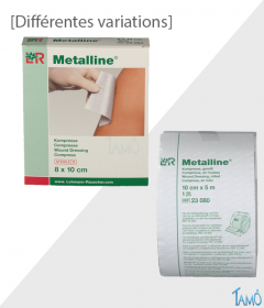 COMPRESSES METALLINES