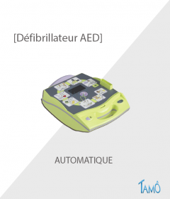 DEFIBRILLATEUR  AED PLUS AUTOMATIQUE ZOLL