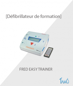 DEFIBRILLATEUR DE FORMATION - FRED EASY TRAINER