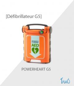 DEFIBRILLATEUR AUTOMATIQUE - Powerheart G5