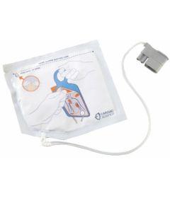 Paire d'électrodes Adulte pour défibrillateur PowerHeart G5