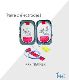 ELECTRODES DE FORMATION - FRX TRAINER