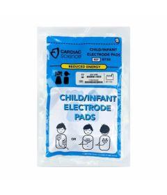 Paire d'électrodes Enfant pour défibrillateur PowerHeart G3 et G3+