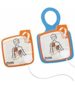 Paire d'électrodes Enfant pour défibrillateur PowerHeart G5