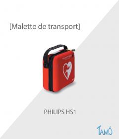 MALETTE DE TRANSPORT - Défibrillateur HS1