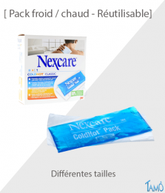 PACK FROID / CHAUD REUTILISABLE