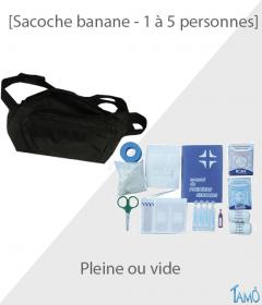 SACOCHE BANANE - 1 à 5 personnes