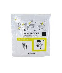 Paire d'électrodes Enfant pour défibrillateur Skity